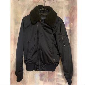 Zara men's bomber jacket